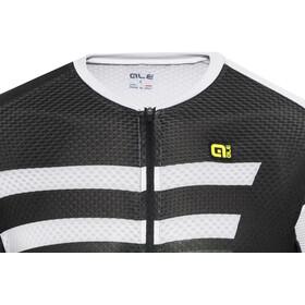 Alé Cycling PRR 2.0 Piuma SS Jersey Herren black-white
